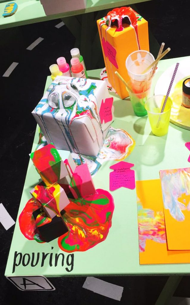 Happy Place Creativeworld 2019 nähen made by Oni