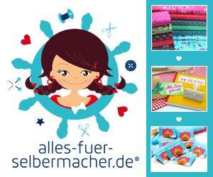 allesfürselbermacher made by Oni nähen Banner
