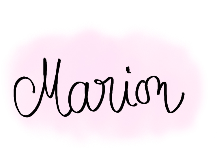 Marion Name made by Oni