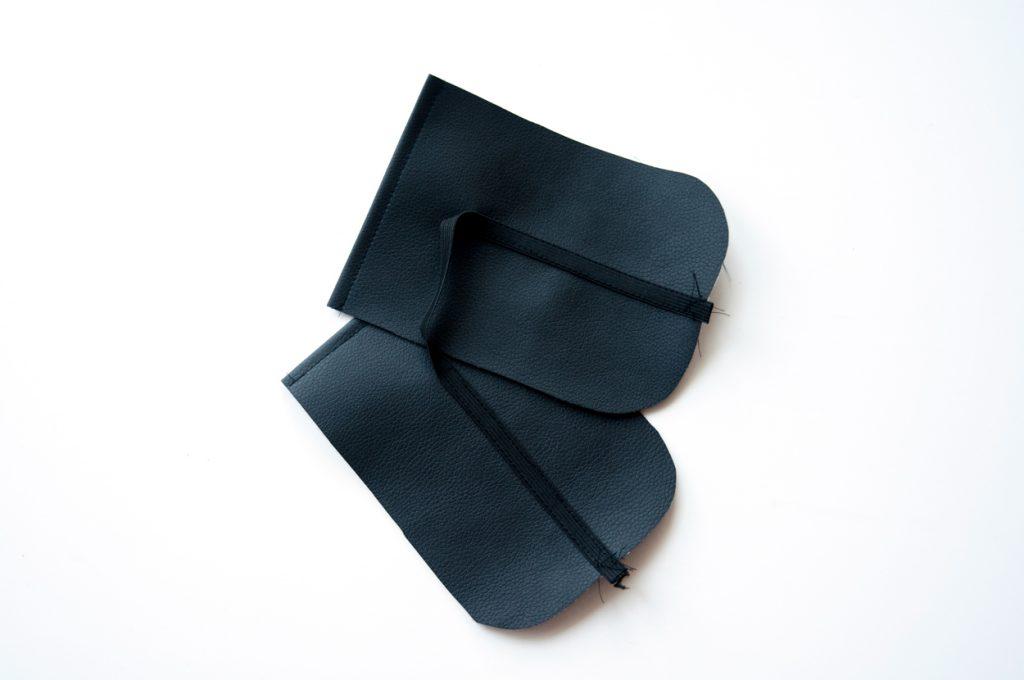 Handy Tasche Kunstleder made by Oni Schnitteile