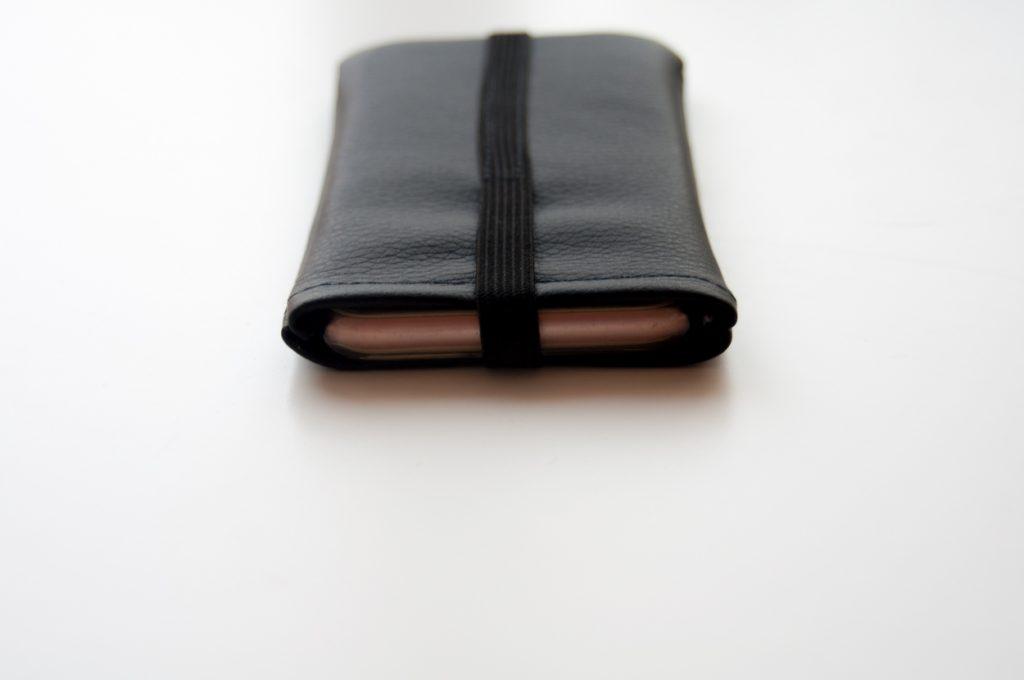 Kunstleder Handy Tasche